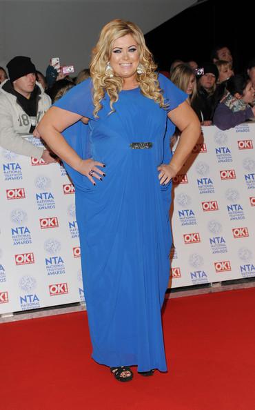 Gemma Collins NTA 2013