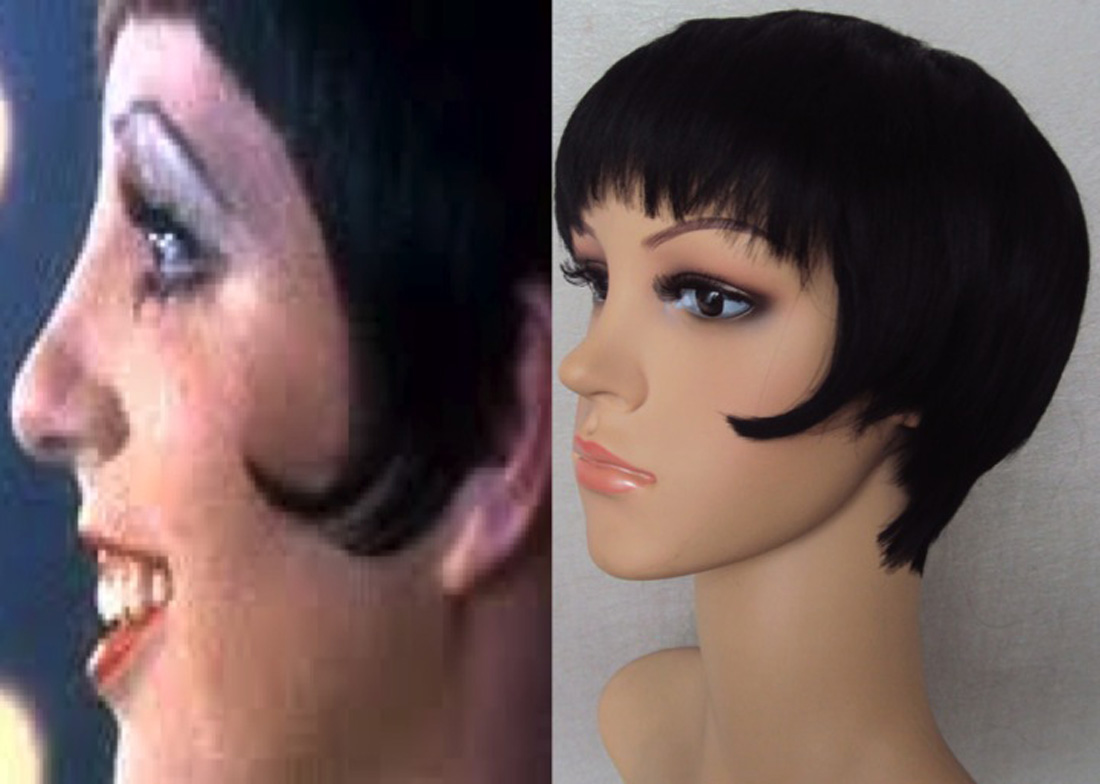 Liza Minnelli Cabaret Wig